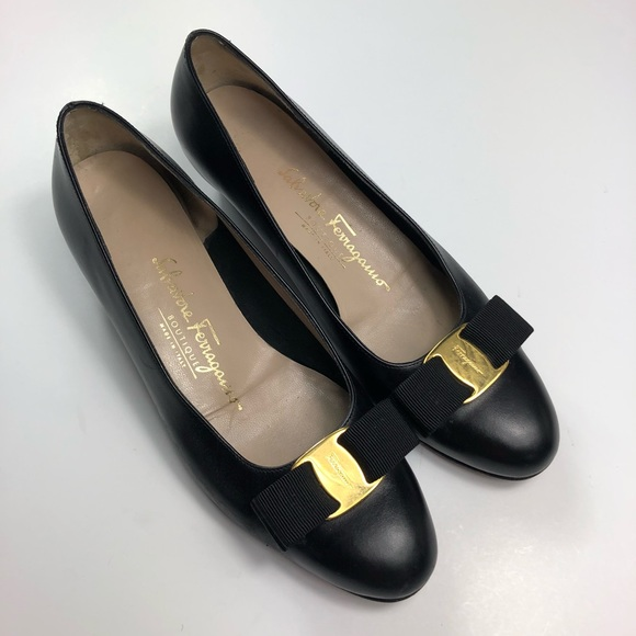 free shipping cheapest price sale manchester great sale Salvatore Ferragamo Toul Vintage Leather Flats sale 2014 unisex cheap fashion Style VF3h0x
